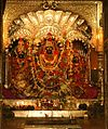 Rama, Lakshman and Sita at the Kalaram Temple, Nashik..jpg