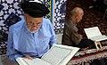 Ramadan 1439 AH, Qur'an reading at Goharshad Mosque, Mashhad - 27 May 2018 05.jpg