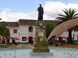 Ramiriquí - Image: Ramiriqui 01