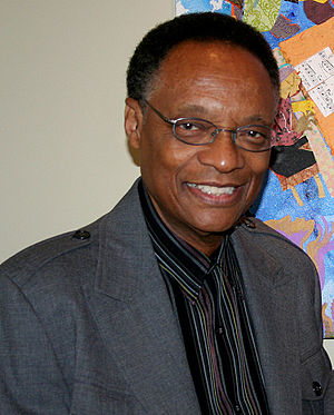 Ramsey Lewis following a live performance in t...