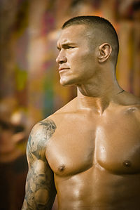 Orton bei Tribute to the Troops 2010.