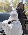 Ranger Of St Vincent Refuge With Endangered Whooping Crane Costume During Open House ByTeresa Darragh.jpg