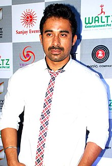 Rannvijay Singh at audio release of 'Sharafat Gayi Tel Lene'.jpg