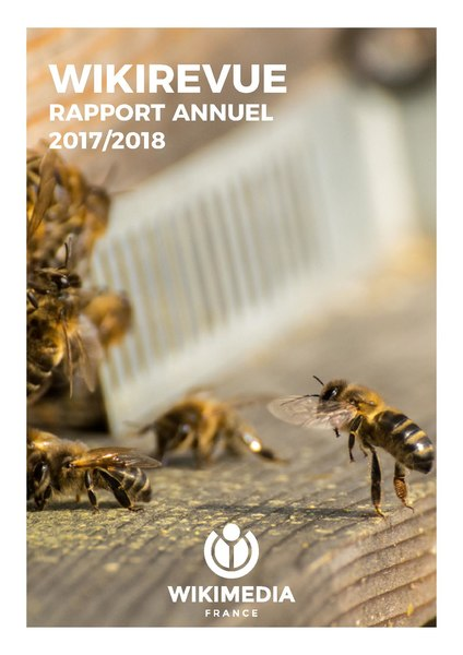 File:Rapport annuel 2018 - Wikimédia France.pdf