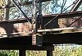 Rattlesnake Creek Bridge vertical member lower connection 2.JPG