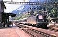 Re 6 6 11668 Chiasso to Geneve Aeroport 8th Aug 88 C10489.jpg
