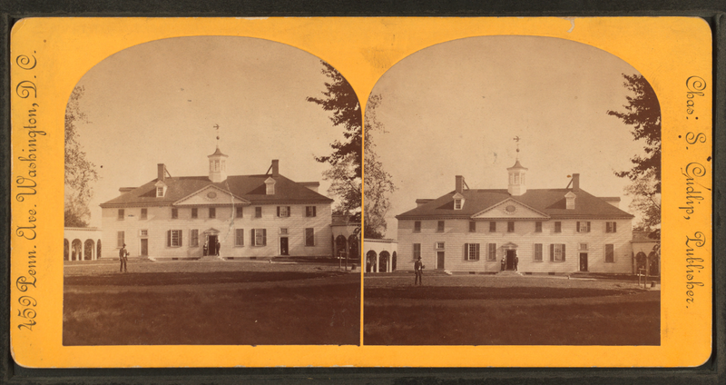 File:Rear Mt. Vernon house, by Charles S. Cudlip.png
