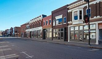 Red Oak, Iowa - Image: Red Oak, IA