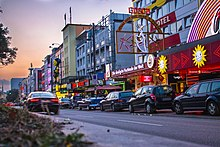 Reeperbahn at dawn.jpg