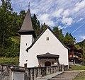 Reformierte Kirche Molinis in Graubünden (Zwitserland) 04.jpg