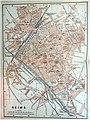 Reims — Plan du guide Baedeker de 1908 (01).jpg