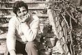 Reine Mazoyer 1970 pendant le tournage '' les gens de Mogador.jpg