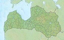 Situation i Letland