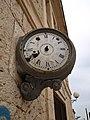 Rellotge Estació Santa Maria.JPG