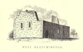 Remains of West Blatchington Church - 'Page Notes on the churches in the counties of Kent, Sussex, and Surrey djvu 296 - Wikisource'.png