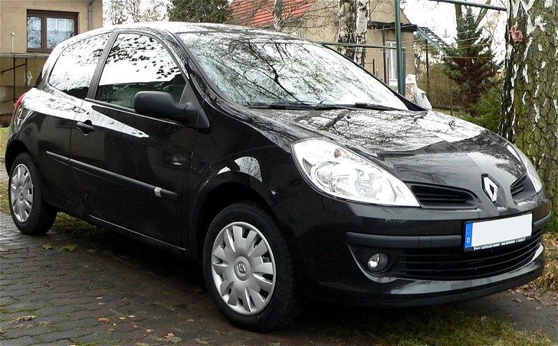 Renault Clio Renault Clio clio c