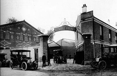 Histoire De L Entreprise Renault Wikipedia