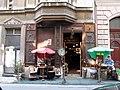 Restaurant with Cool Decor, Sarajevo, Bosnia (3802594664).jpg