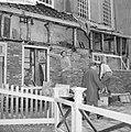 Restauratie Engelse kerk aan Begijnhof. Opdracht Trouw. Restauratie buitenkant, Bestanddeelnr 913-1040.jpg