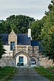 Restes du château de la Dobiais (Saint-Jean-sur-Couesnon, Ille-et-Vilaine, France).jpg