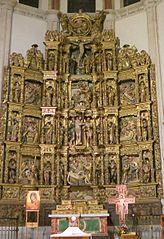 Capilla del Obispo altarpiece