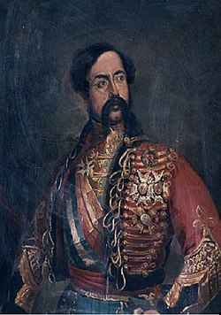 Retrat del general Diego de León