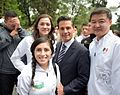 Reunión con Delegación Mexicana que participó en Río 2016 (29218742206).jpg