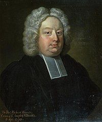 Revd. Richard Davies, Canon St. Asaph