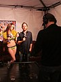Revolver TV interviews Coffin Case girl - Dean NAMM JAM 2011.jpg