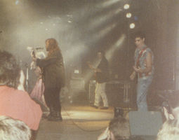 Rez Band live in concert, August 1988