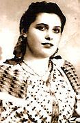 Maria Andreescu (soție de preot ortodox), Munții Făgăraș (sud).