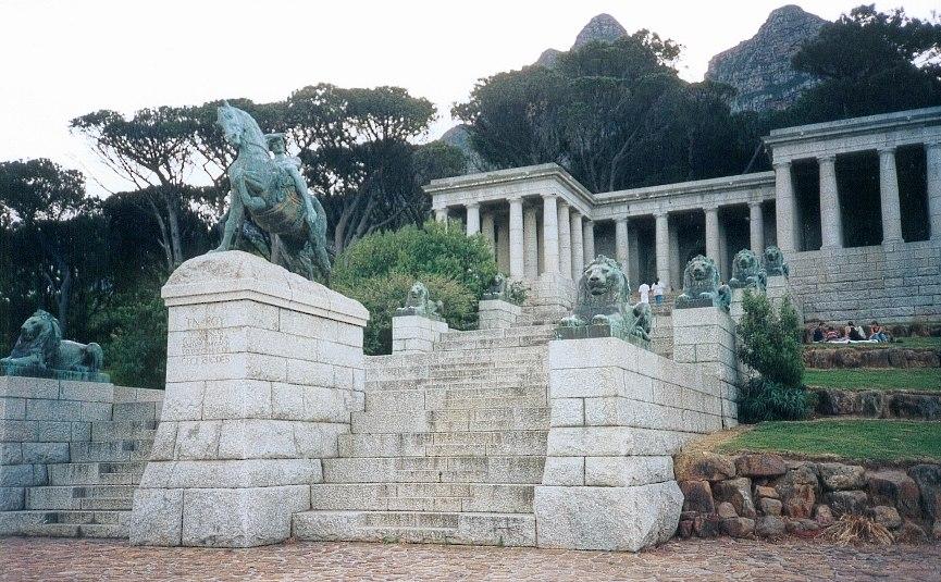 Rhodes Memorial 1998
