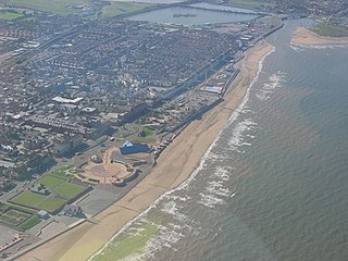 Rhyl Town in North Wales