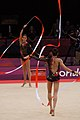 Rhythmic gymnastics at the 2012 Summer Olympics (7915282334).jpg