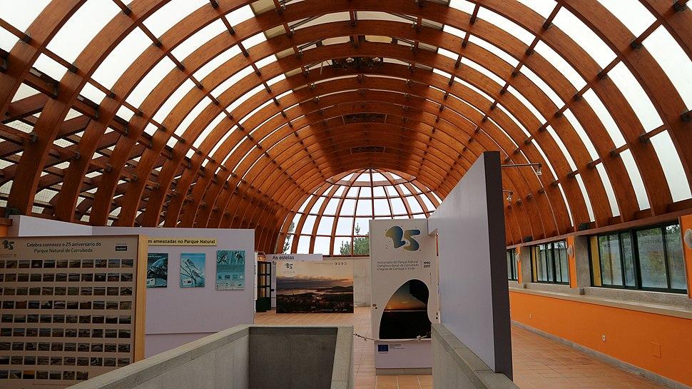 Ribeira PN Centro de interpretación dunas e lagoas 11