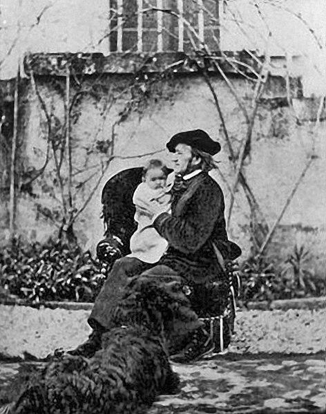 File:Richard Wagner with Eva 1867 at Tribschen.jpg
