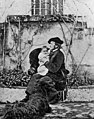 Richard Wagner with Eva 1867 at Tribschen.jpg