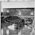 Richmond, Virginia. Ruins along the canal LOC cwpb.02489.tif
