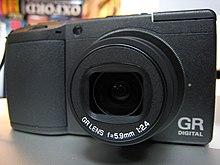 Ricoh GR digital cameras - Wikipedia
