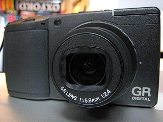 Ricoh GR Digital II