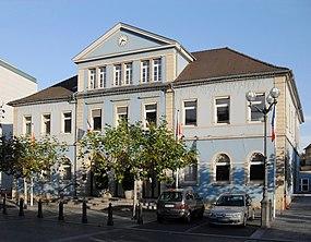 Riedisheim, Hôtel de ville.jpg
