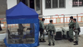 Riot police standby inside Chun Yeung Estate 20200212.png