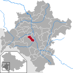Rippershausen – Mappa