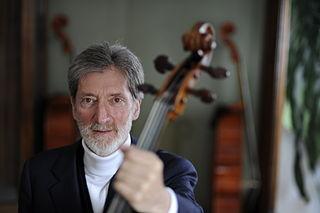 Rocco Filippini Swiss musician