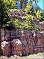 Rock Wall, Oak Creek Canyon, AZ 7-30-13b (9509417271).jpg