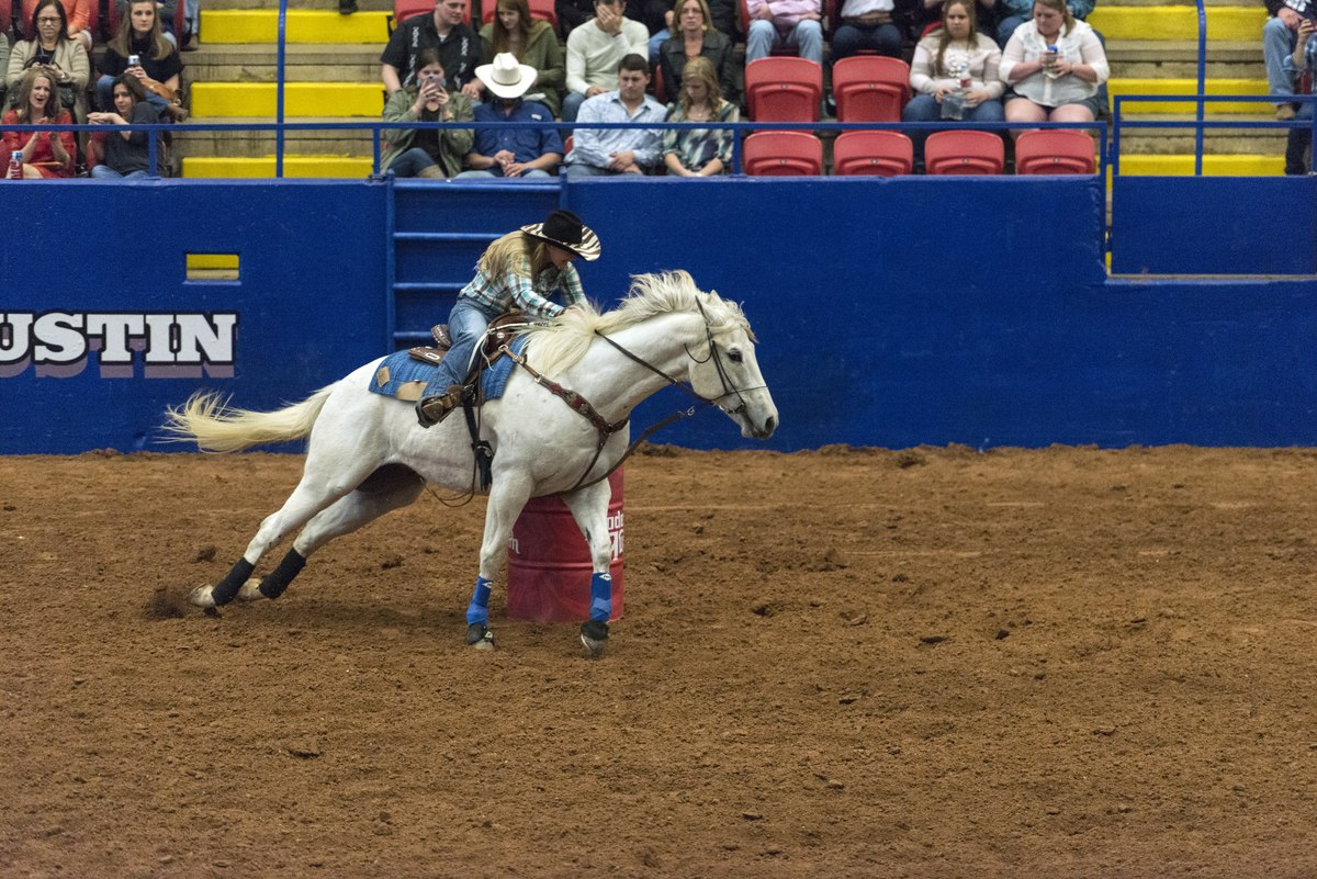 Fichier Rodeo Competition At The Star Of Texas Fair And