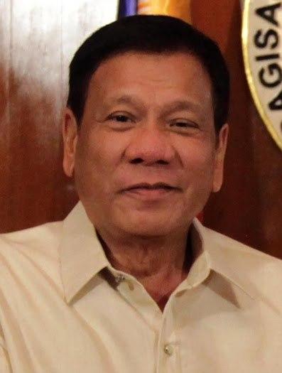 Rodrigo Duterte June 2016