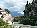 Roman Bridge, Vaison-la-Romaine, France. Pic 01.jpg