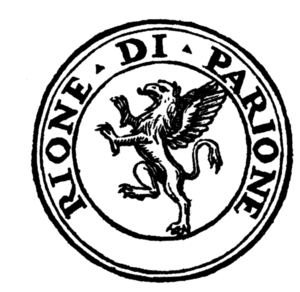 Parione - Logo of the rione