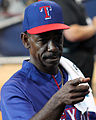 Ron Washington at Minute Maid Park in August 2014.jpg